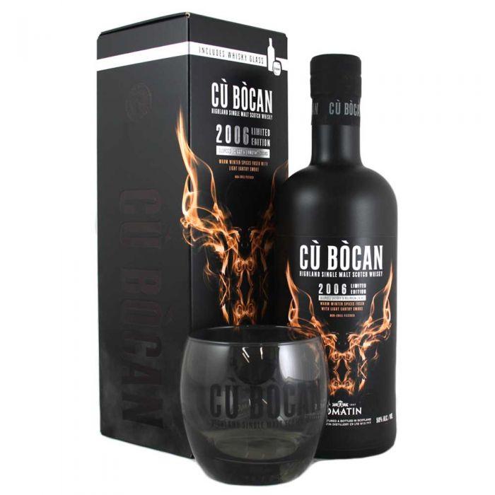 Brockmann: Lieblingswhisky Dezember. Cu Bocan 2006.